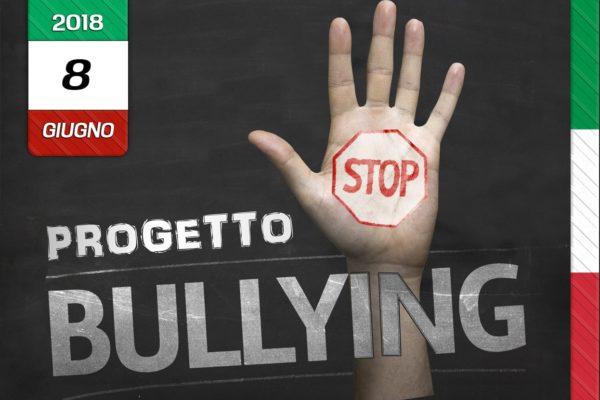 Convegno Conclusivo Nazionale del Progetto Stop Bullying 2018 a Isernia