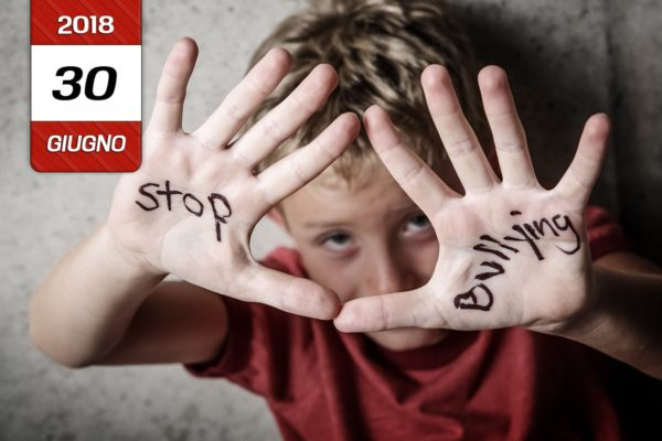Seminario del Progetto Stop Bullying 2018 a Venafro