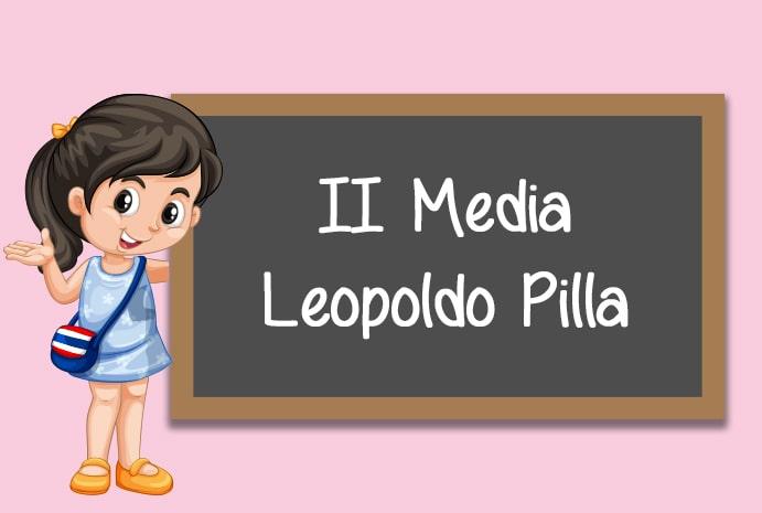 Peer education IImedia Leopoldo Pilla Venafro