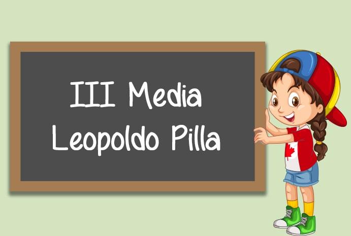 Peer Education IIImedia Leopoldo Pilla Venafro