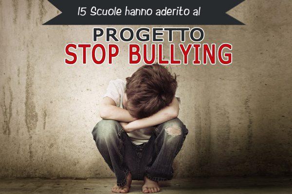 Scuole aderenti al Progetto Stop Bullying