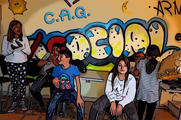 Centro di Aggregazione Giovanile Asocial