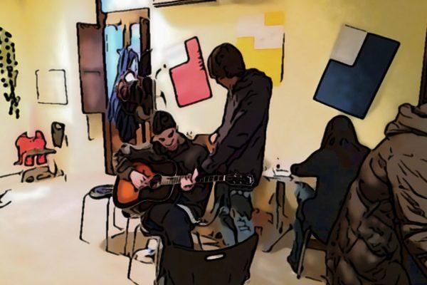 Laboratorio creativo Jam Session