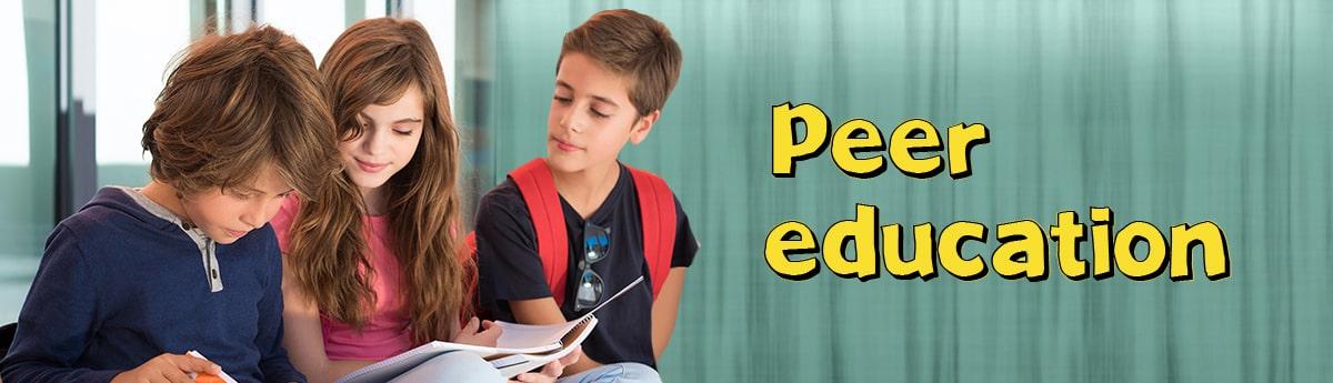 Peer education associazione Pianeta Giovani Isernia