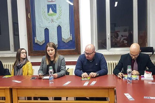 Convegno Legal-mente a Pescolanciano – Intervento coordinatrice Dott.ssa Tea Giannini