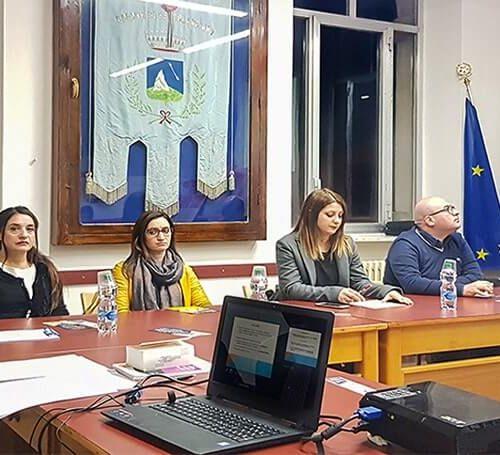 Convegno Legal-mente a Pescolanciano – Intervento avvocato Dott. Luigi Fantini