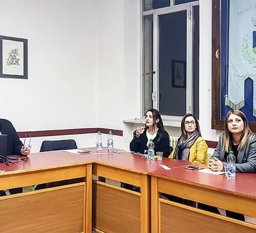 Convegno Legal-mente a Pescolanciano – intervento Dott. Palmerino Capaldi