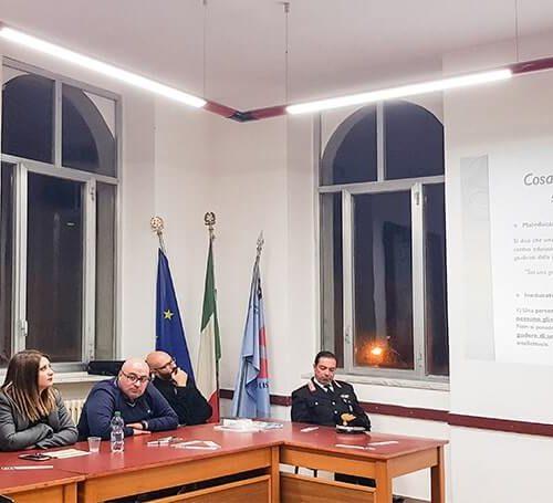 Convegno Legal-mente a Pescolanciano