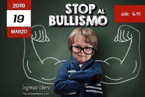 Giornata dedicata alla prevenzione del bullismo 19 Marzo 2019 associazione Pianeta Giovani Isernia