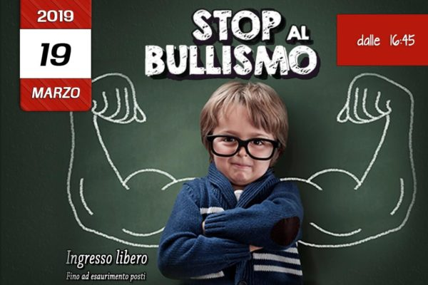 Manifestazione Stop al Bullismo – Isernia
