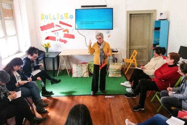 Incontro formativo sulla Relazione di aiuto tenutosi ieri a Pescolanciano
