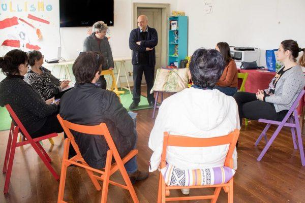 Come la Riformulazione agevola la comunicazione non solo nella relazione di aiuto - incontro gratuito tenutosi a Pescolanciano (IS) il 25 Maggio 2019 – organizzato dall'associazione Pianeta Giovani foto 1