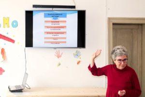 Come la Riformulazione agevola la comunicazione non solo nella relazione di aiuto - incontro gratuito tenutosi a Pescolanciano (IS) il 25 Maggio 2019 – organizzato dall'associazione Pianeta Giovani foto 3