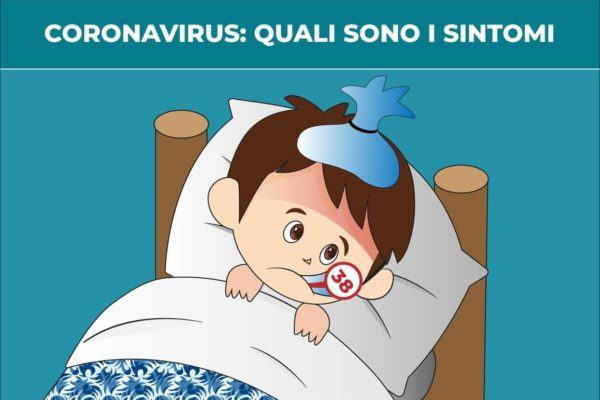 Coronavirus: quali sono i sintomi - Blog della prevenzione - associazione Pianeta Giovani