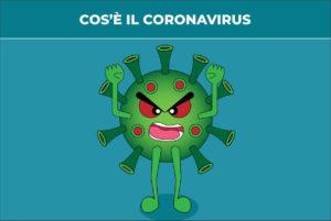 """Cos'è il """"Coronavirus - COVID-19 - Blog della prevenzione - associazione Pianeta Giovani"""