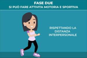 Fase 2: dal 4 maggio 2020 si può fare attivita motoria e sportiva - Blog della prevenzione - Associazione Pianeta Giovani