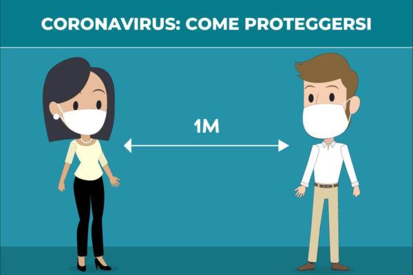 Come proteggersi dal coronavirus - Blog della prevenzione - Associazione Pianeta Giovani