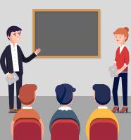 Creare incontri di sensibilizzazione