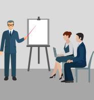 Organizzare convegni e partecipazioni ai programmi televisivi