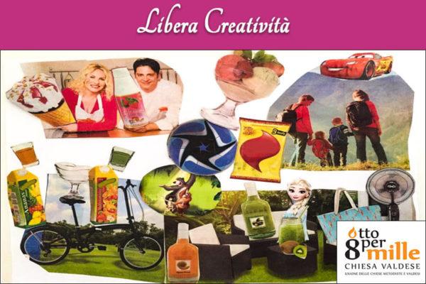 Libera creatività – Attività online Centro Totila