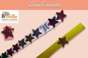 Segnalibro - Libera creatività - Attivita online Centro Totila - Progetto Cantiere Totila - Associazione Pianeta Giovani