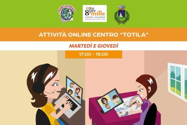 Attività online C.A.G Totila di Pescolanciano