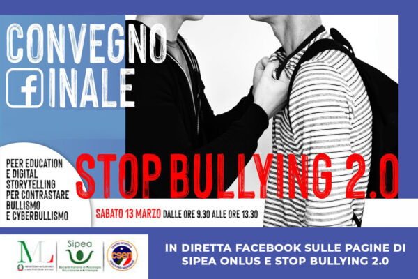 Convegno Nazionale Finale Stop Bullying 2.0